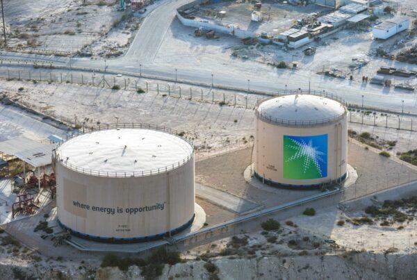 Saudi Aramco Set for Record IPO